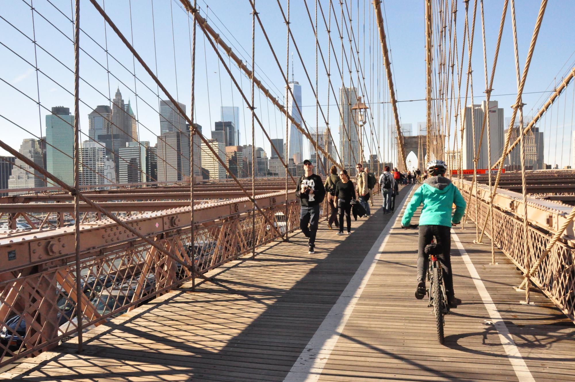 Verre reizen met kinderen New York