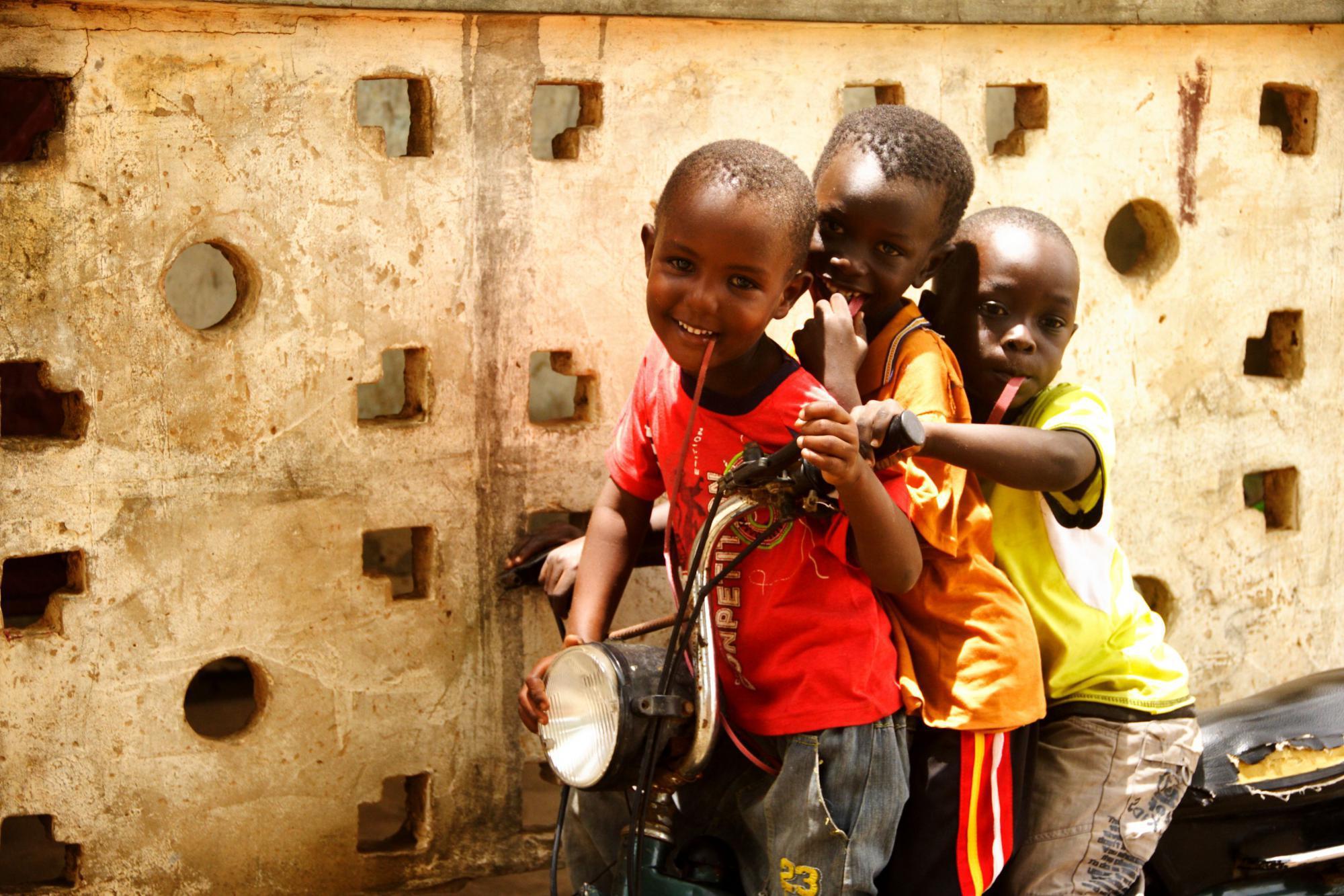 bijzondere reizen met kinderen senegal
