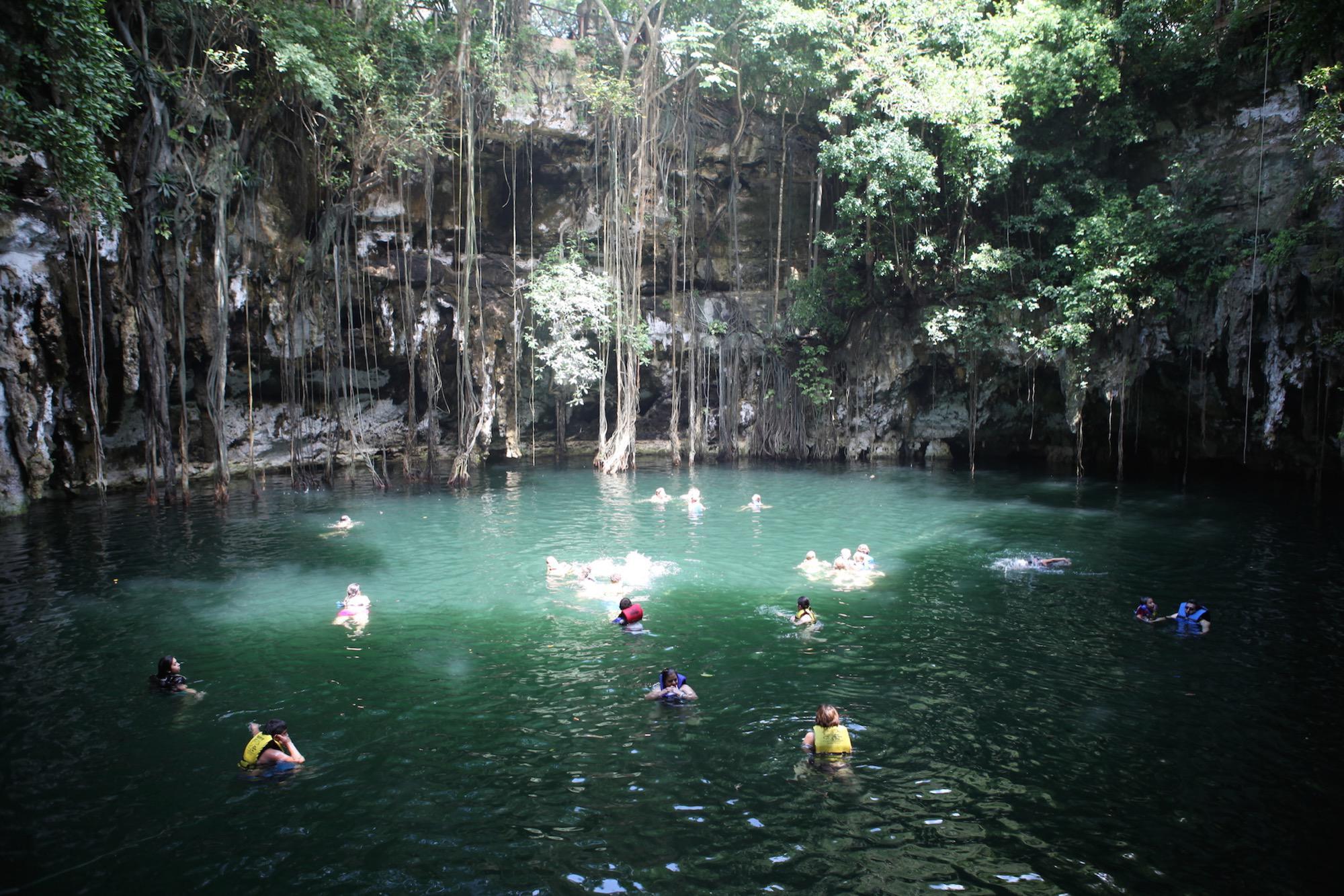 Actieve vakantie met kinderen Mexico