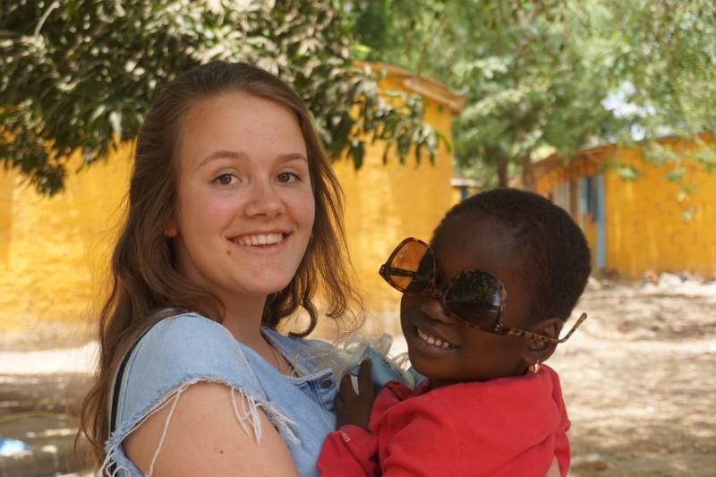 Vakantie met kinderen Senegal