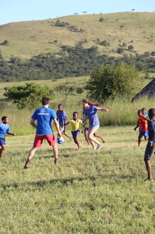 avontuurlijke gezinsvakantie Zuid-Afrika